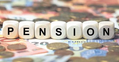 salary and pension