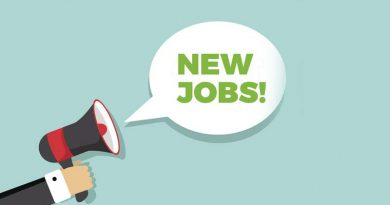 New Jobs for Freshers