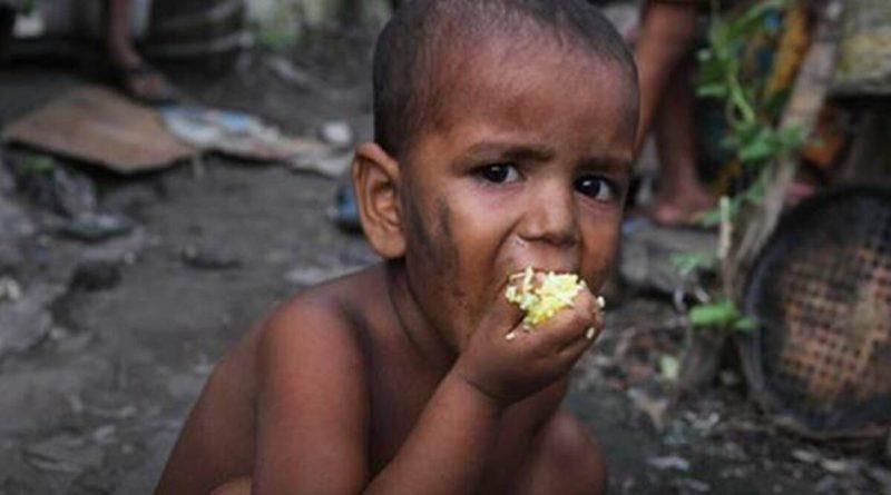 पाकिस्तान, बांगलादेश और नेपाल से ज्यादा भूखमरी भारत में, 101 वें नंबर पर है भारत