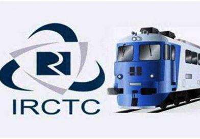 IRCTC Shares Fall